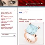 Geniesserinnen.de, 9. April 2014